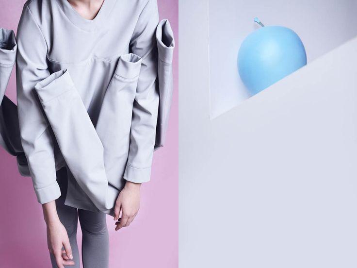 Bori Biro pullover - FRUIT'SLINE-deFUZEMAGAZINE