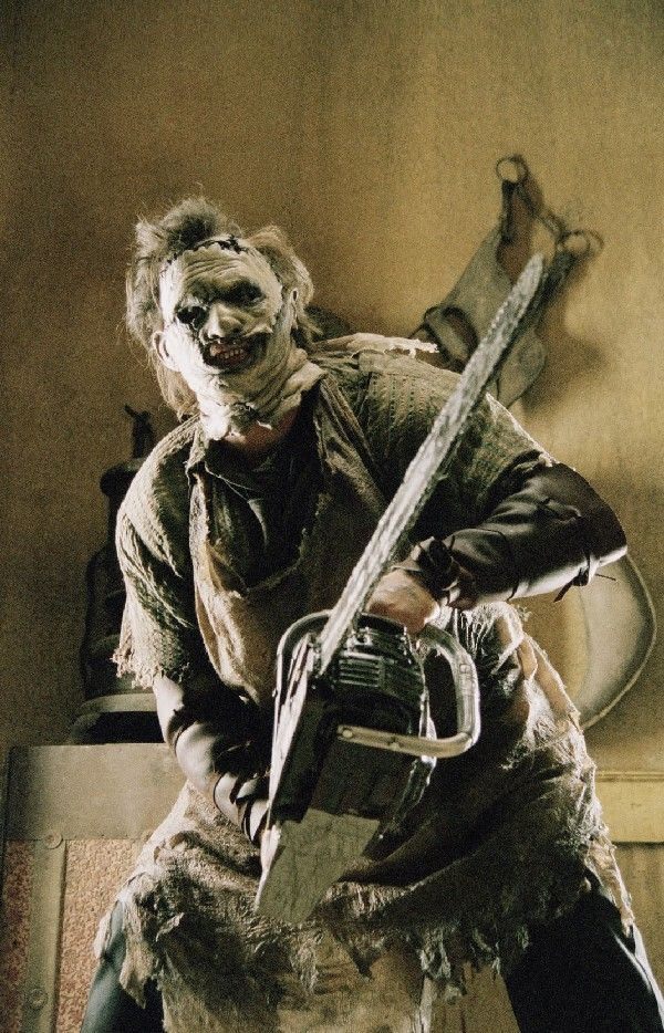 Leatherface | Gunnar Hansen / Andrew Bryniarski, The Texas ...