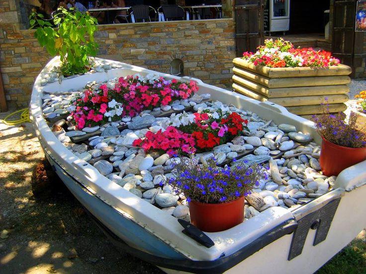 Boat decoration , Damouchari!