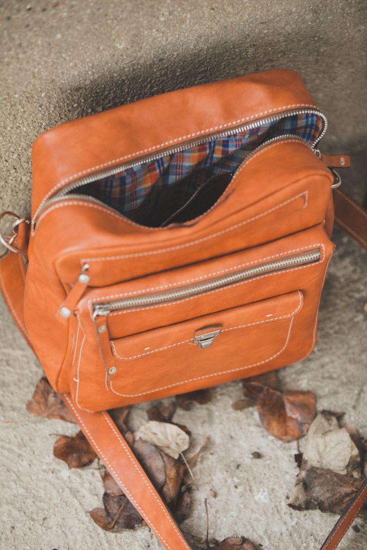 James B Overnight travel bag in Full Grain от 74streetbags на Etsy