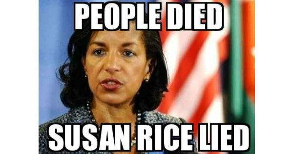 6/29/17 RACE CARD ALERT: James Woods hilariously MOCKS Susan Rice for 'throwing a Hail Mary'    Susan Rice is the victim here ... or something.