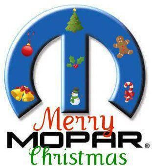 What Is Mopar >> Merry Mopar Christmas! | Mopar Holidays | Pinterest | Mopar, Chrysler dodge jeep and Dodge ...