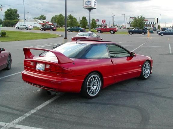 Oem Raised Spoiler Ford Probe Ford Probe Probe Ford