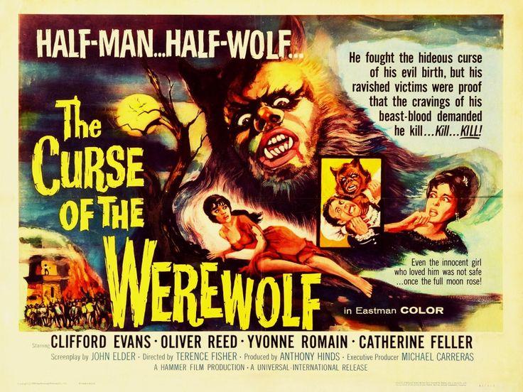 [5] La Hammer a revisité toutes les figures classiques de l'épouvante : vampires, momies, loups-garous.