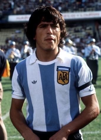 argentina soccer legends