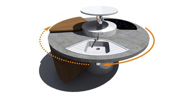stół dla niepełnosprawnych