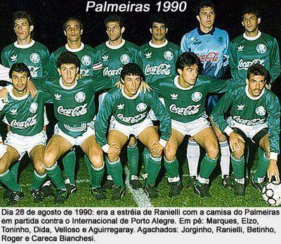 PALMEIRAS 1990
