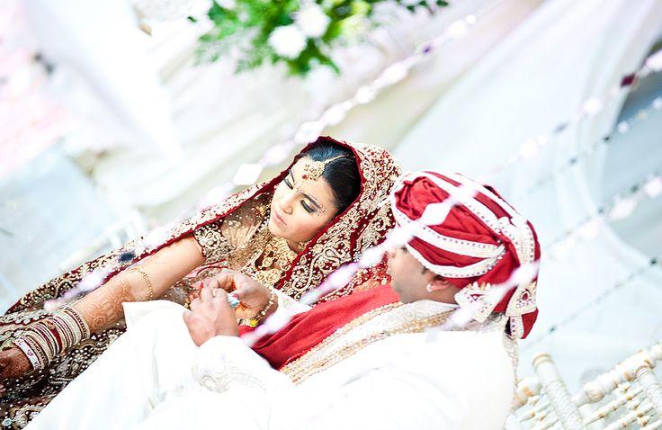 Hindi Wedding ceremony at Kendra Hall
