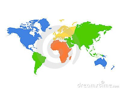 31 mejores imgenes de world map world globe en pinterest globo continents world map colorful download from over 50 million high quality stock photos gumiabroncs Gallery