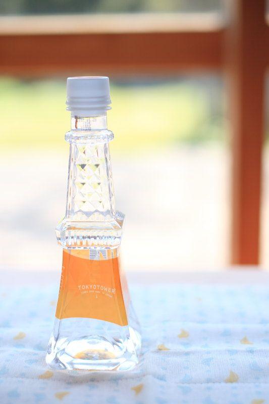 Tokyo Tower Water Botle