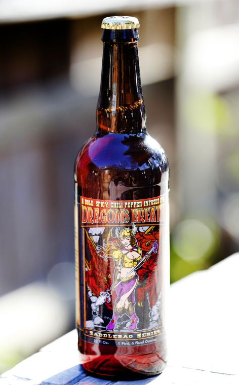 Mustang Brewing Company Dragon's Breath Infused IPA (7.5% ABV) This pepper-infused, hoppy beer really is a great change of pace. A little spice at the end is nice