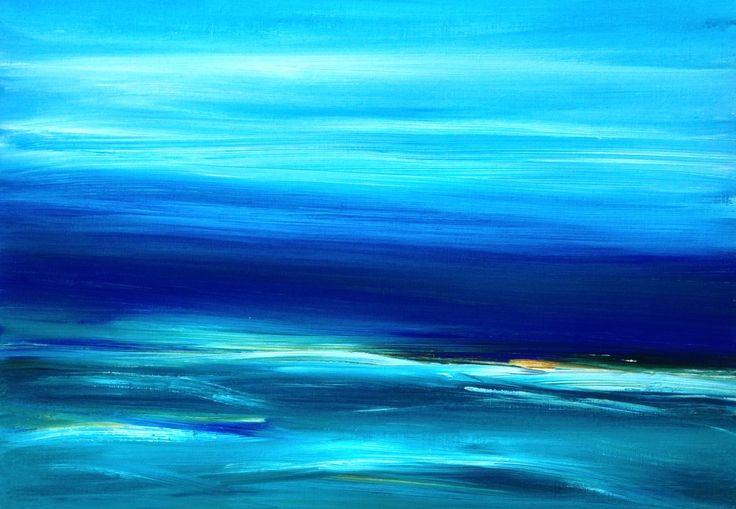 Ocean Blue (I) SOLD