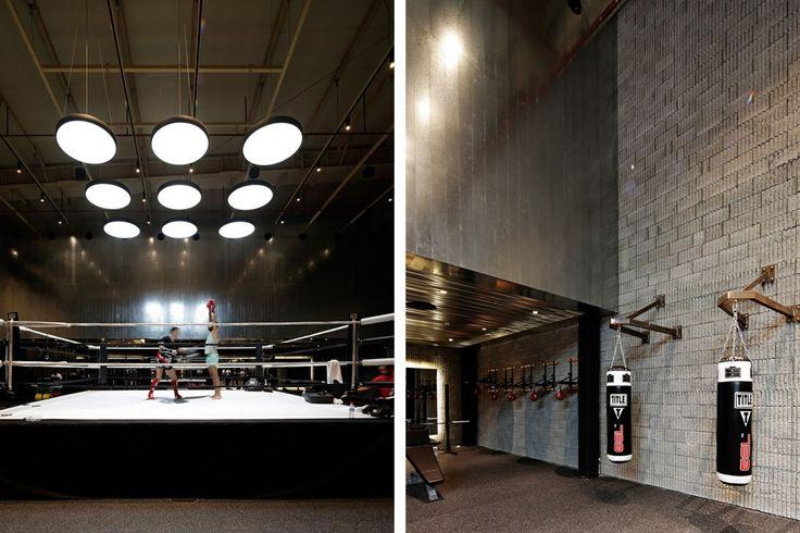 世界で最もスタイリッシュなクウェートのボクシングジム