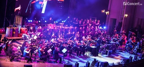 Bucharest Symphony Orchestra, live from The Masterpiece concert.