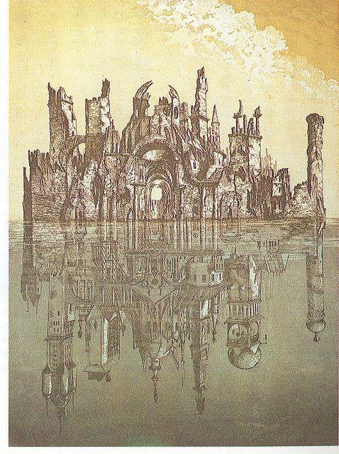 Jan Soucek, Reflection, 1975