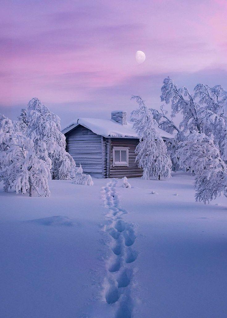 Saariselkä Ivalo, Finland