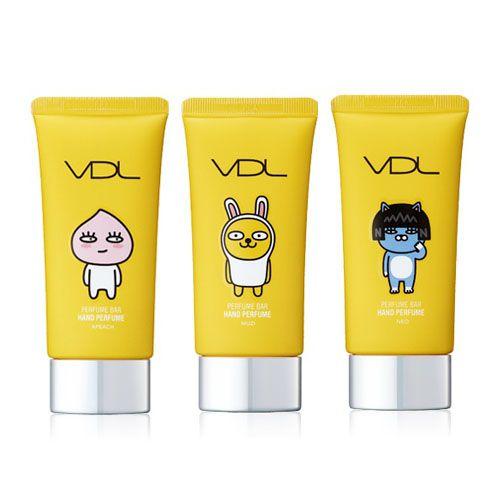 VDL PERFUME BAR HAND PERFUME (KAKAO FRIENDS)|VDL|Hand and foot|Online Shopping Sale Koreadepart