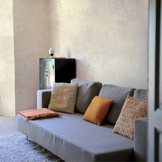 25 best ideas about peinture tadelakt sur pinterest. Black Bedroom Furniture Sets. Home Design Ideas