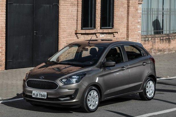 Ford Ka 2019 E Reestilizado E Ganha Cambio Automatico Precos