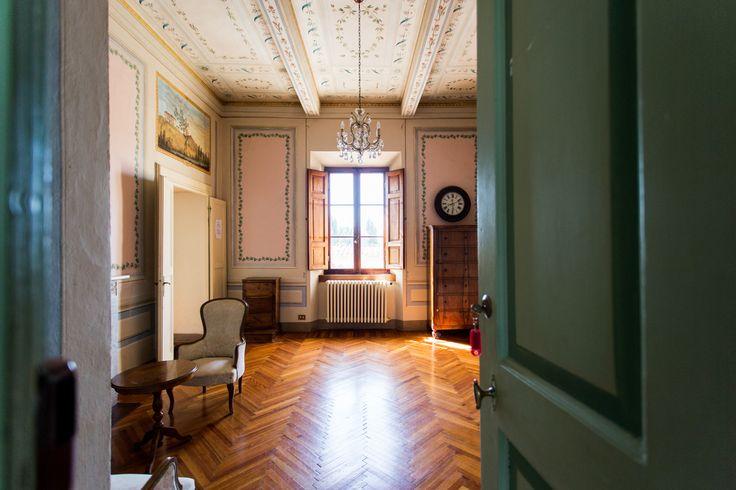Bridal suite entrance Photo courtesy: Andrea Sampoli