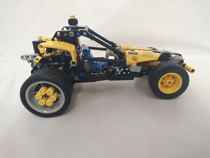 Yellow Buggy