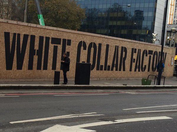 Super nice #stencils property hoarding design by @WCF_OldStYard  @studio_sparrowh   via @SandT_Design