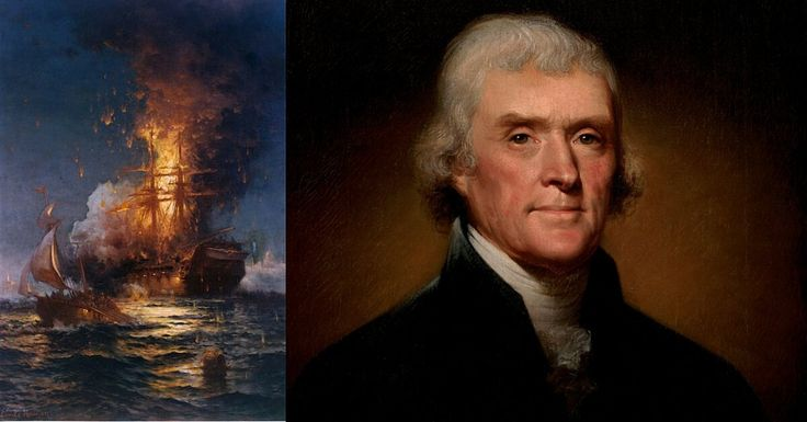 The First Barbary War - The US Navy Asserts Its Power!