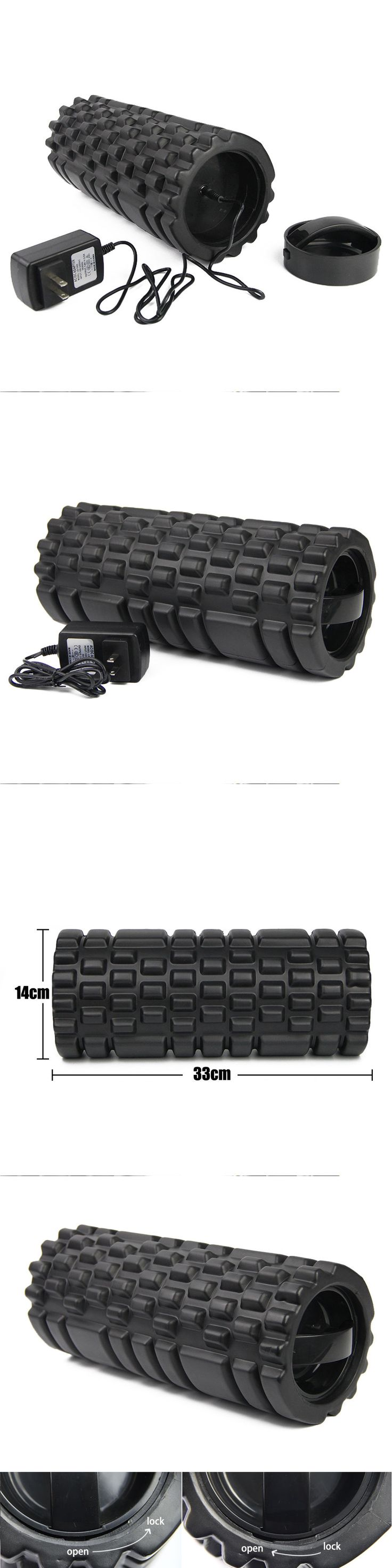 Foam Rollers 179800: Genuine Hifoam5 Foam Roller Vibrating Electric Muscle Tissue Massage Gym Yoga -> BUY IT NOW ONLY: $99.99 on eBay!
