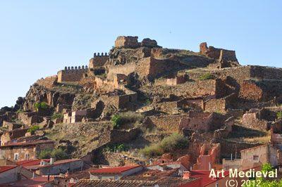 Castillo de los Moros - Torrijo de la Cañada