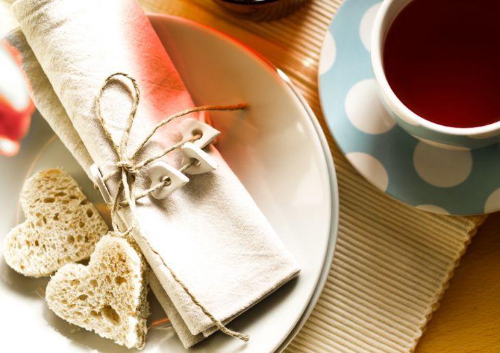 semplice ed essenziale per una colazione con le amiche