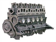 Mopar Performance 4.7L Stroker Long-Block retrofit engine to replace the 232, 258, 4.2L and 4.0L inline Jeep sixes.