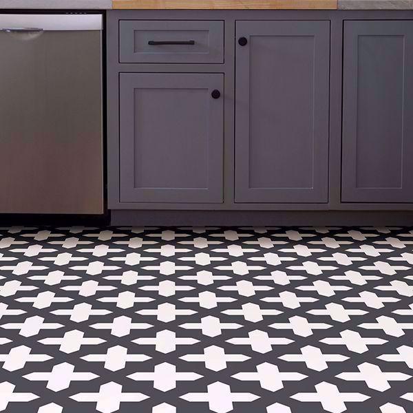 Nordic Peel And Stick Floor Tiles In 2020 Peel And Stick Floor Tile Floor Laminate Tile Flooring