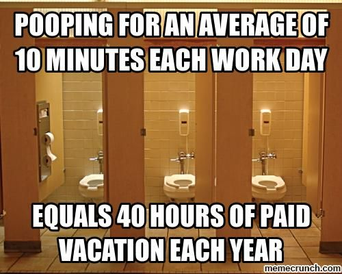 pooping at work meme - Google Search