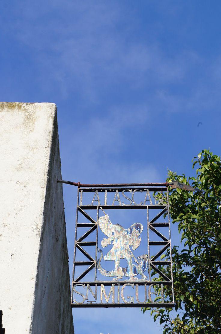 Letreiro, Colonia do Sacramento, Uruguai