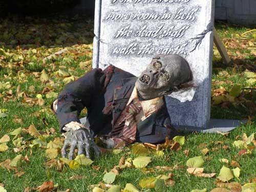 ok google halloween video