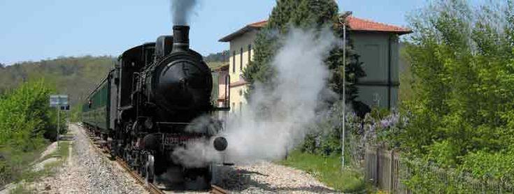 Trenonatura - Terre di Siena - Sito Ufficiale del Turismo in Terre di Siena - Provincia di Siena