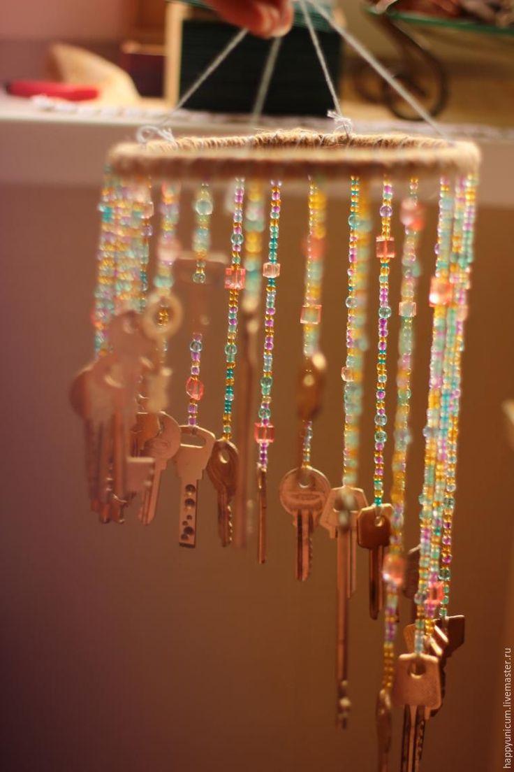 Мастер-класс: музыка ветра из старых ключей - Ярмарка Мастеров - ручная работа, handmade