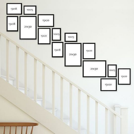 Legende  Staircase decoration ideas make happy your family [11