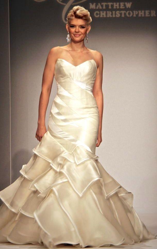 15 best matthew christopher images on pinterest wedding for Christopher matthews wedding dresses