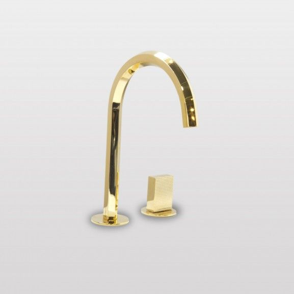 fantini venezia faucet 3 hole from gingers upper. Black Bedroom Furniture Sets. Home Design Ideas