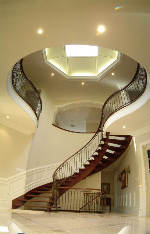 17 best Custom built stairs and rails images on Pinterest ...