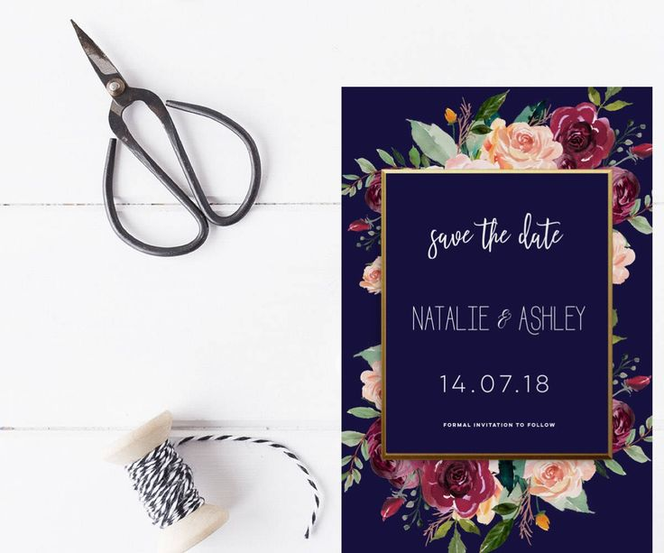 Excited to share the latest addition to my #etsy shop: Navy Save the Date magnet-Burgundy floral Save the Date-Custom save the date-Rustic save the date-Wedding magnet-Save the Date postcard #weddings #invitation #postcardmagnet #red #floralwreath #weddingmagnet #customsavethedate #rusticsavethedate
