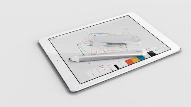Аксессуары #Adobe Ink и Slide навсегда изменят рисование на iPad  Ink — это облачная ручка, а #Slide — цифровая линейка для iPad, которую можно использовать вместе с двумя новыми приложениями: Adobe #Line — приложение для рисования и черчения, в нем вы можете использовать Adobe Slide или двухпальцевые жесты для навигации по выполненной работе, и Adobe #Sketch — программа для настоящих мастеров.
