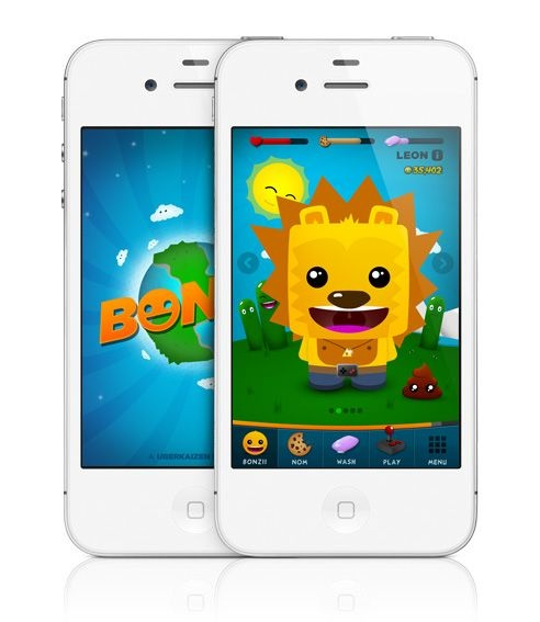 Get the iOS game here: http://itunes.apple.com/us/app/bonzii/id543029022?mt=8 - $0