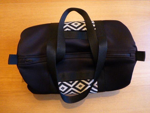 Sac de sport mini bag : Bagagerie par sewing-couture