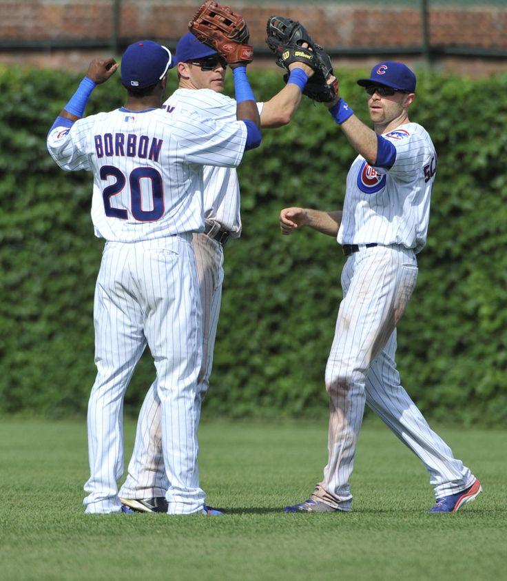 Ryan Sweeney - Houston Astros v Chicago Cubs