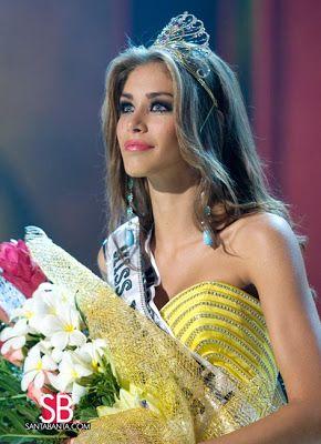 Miss Universe 2008 Venezuela
