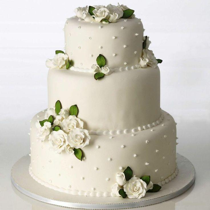 Wedding Cake Sugar Flowers: Wedding Cake Decorations Sugar Flower Single Roses Paste