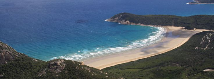 Mount Oberon, Norman and Squeaky Beaches - Wilsons Promontory Victoria - Walk and Wine