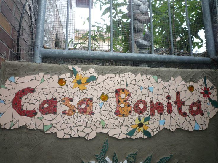 luizas mosaik wand 2011 002 - Fantastisch Mosaik Flie